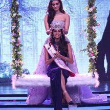 अनुकृति वास के सिर सजा मिस इंडिया 2018 का ताज