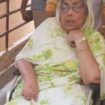 पूर्व CM अर्जुन सिंह की पत्नी का आरोप,  बेटो ने घर से निकाला