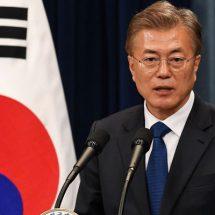 दक्षिण  कोरिया के राष्ट्रपति अगले हफ्ते भारत  दौरे पर आएंगे