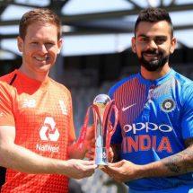 भारत-इंग्लैंड के बीच पहला टी-20 आज
