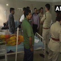 ऊधमपुर- खड़े ट्रक से टकराई अमरनाथ यात्रियों की बस