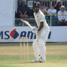 अभ्यास मैच में भारतीय बल्लेबाजी और गेंदबाजी में दिखी लचरता