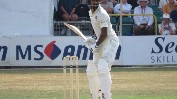 bharat england test match