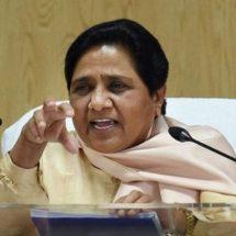 विवेक हत्याकांड में बोली मायावती योगी सरकार में ब्राह्मणों का हो रहा शोषण