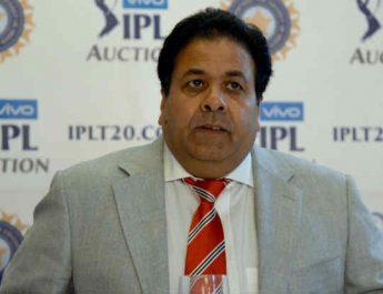 भारत-पाक के बीच क्रिकेट न होने पर बोले शुक्ला सरकार के अनुमति के बिना संभव नही क्रिकेट सीरीज