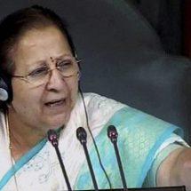 लोक सभा अध्यक्ष ने दीपावली की पूर्व संध्या पर देशवासियों को शुभकामनाएं दीं