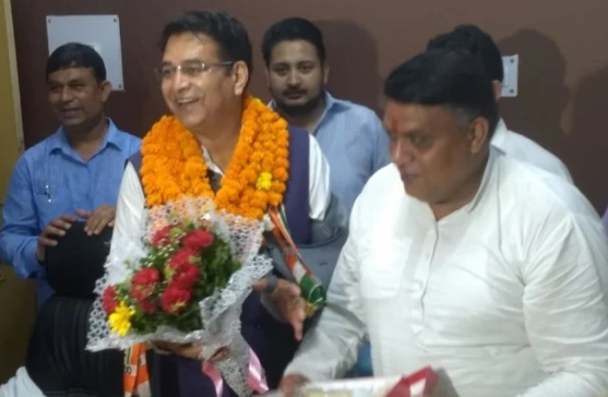 New-Leader-of-Opposition-Pritam-Singh-took-charge-Congresss-election-mode